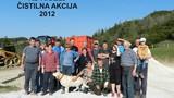 RD Rigelj - čistilna akcija 2012