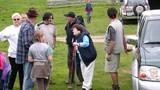 Sodelovala je cela planina - Pašna skupnost, GRS, prebivalca planine Peter in Angela, gostišče Zeleni Rob, . . .