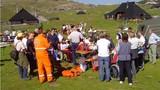 Gorska reševalna - GRS - prikazali so reševanje ponesrečencev!